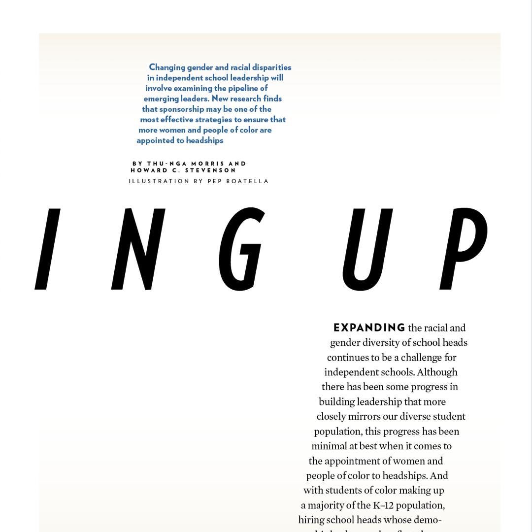 Independent School Magazine