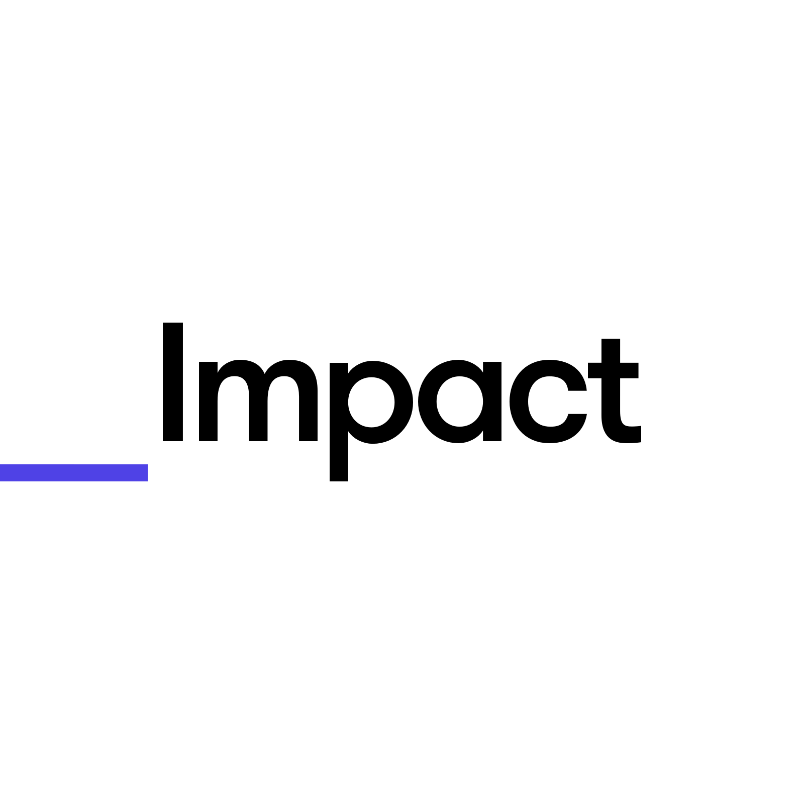 Generate Impact brand